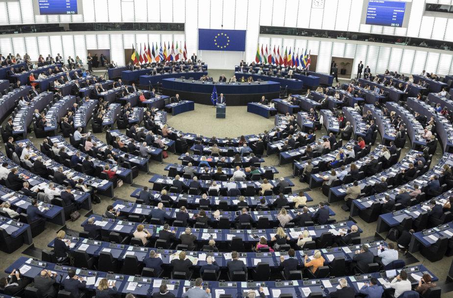 Europos Komisijos vadovo Jeano-Claude'o Junckerio metinis kreipimąsis į Europos Parlamentą
