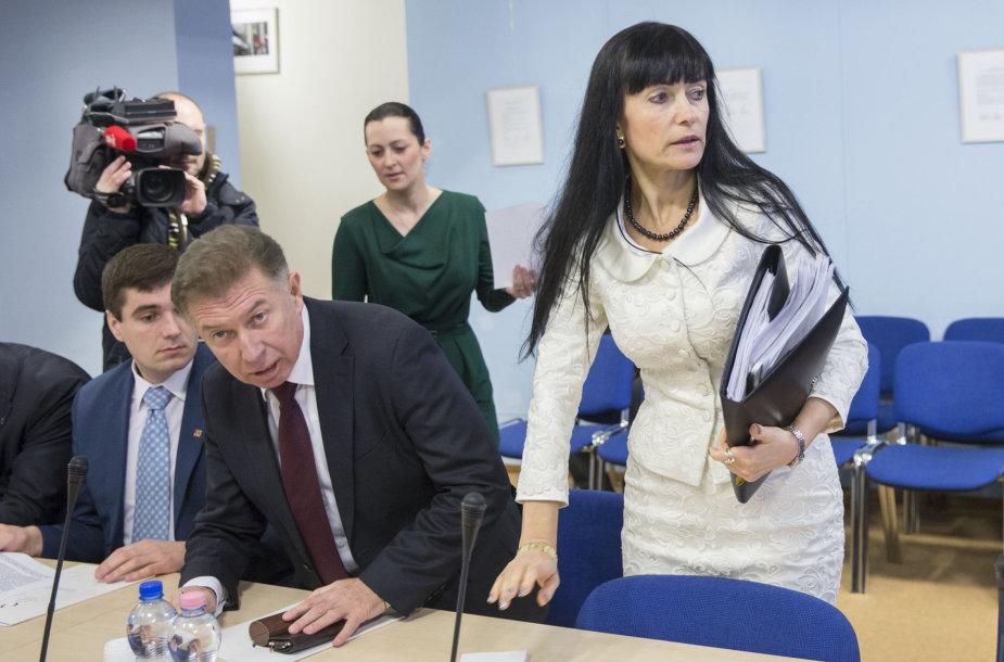 Antanas Ručys ir Aušra Ručienė