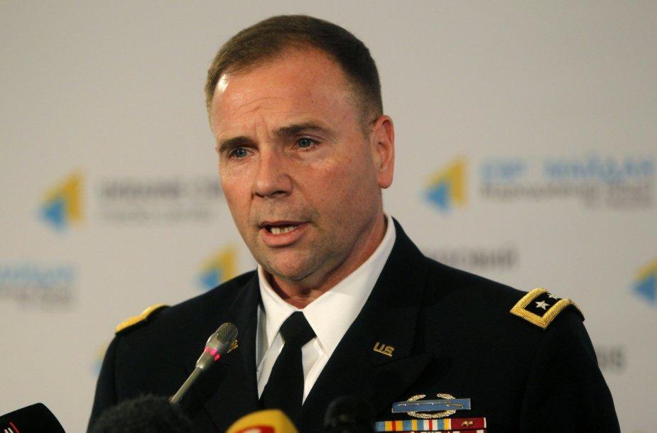 Generolas leitenantas Benas Hodgesas