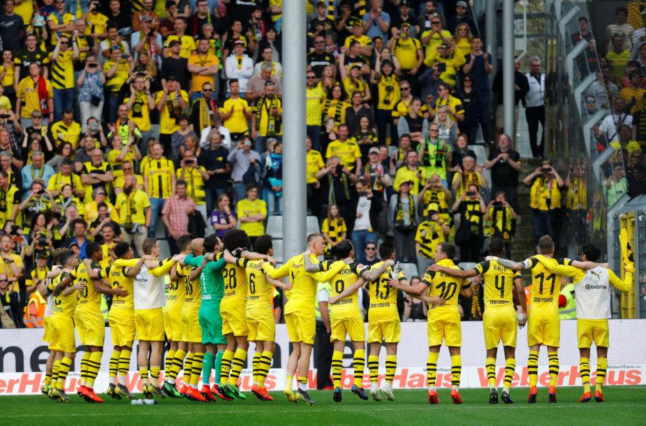 """Borussia"" futbolininkai"