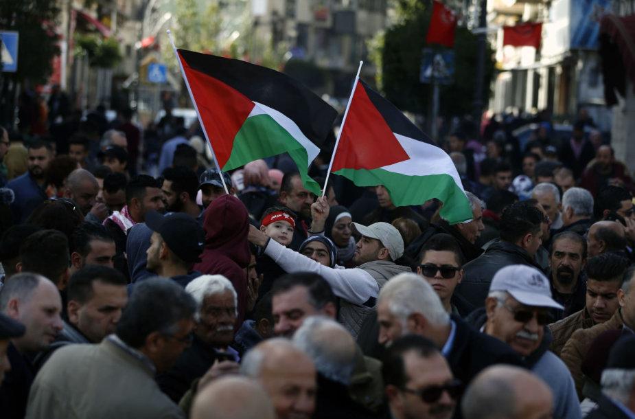 Protestas Gazos Ruože