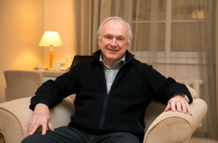 Hansas Ulrichas Treichelis