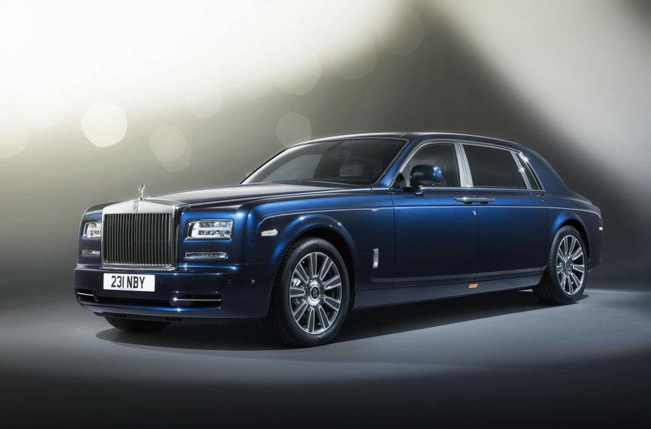 """Rolls Royce Phantom Limelight"""