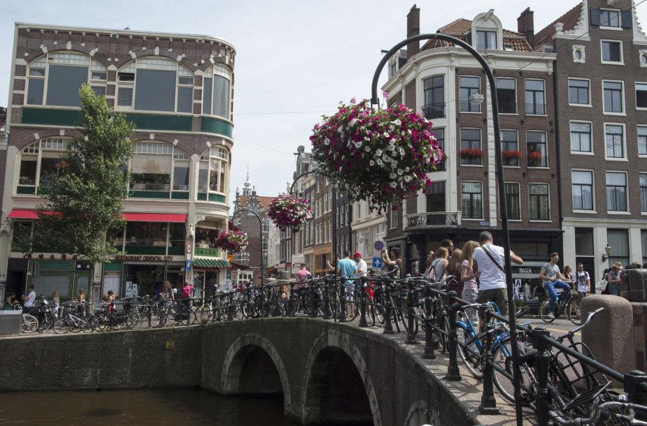 Amsterdamas pro fotografo Alfredo Pliadžio objektyvą