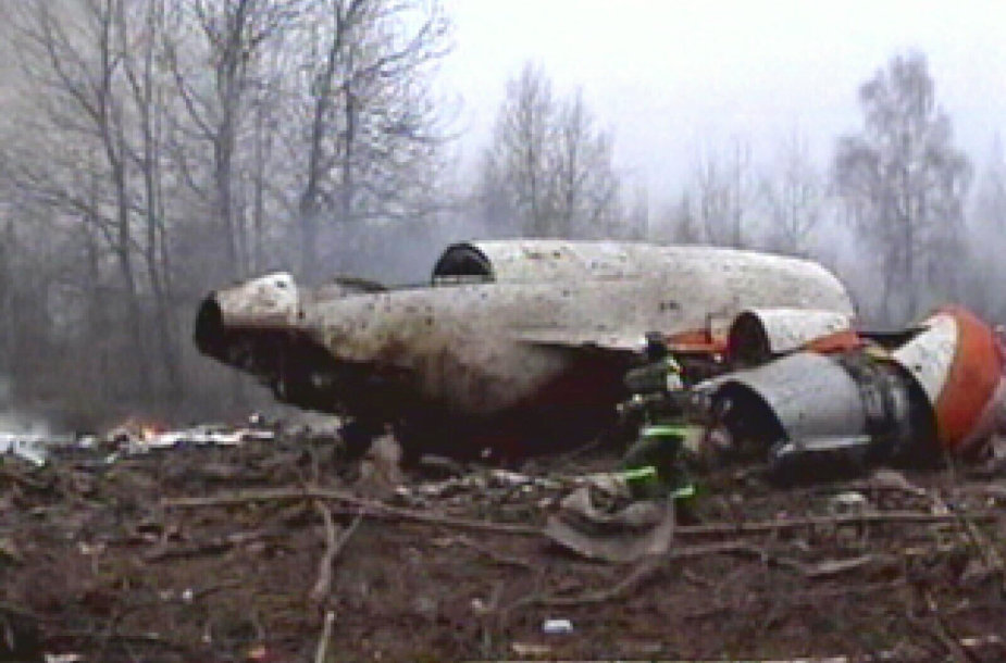 Aviakatastrofa Smolenske
