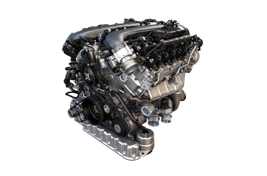 "Nauji ""Volkswagen"" varikliai"