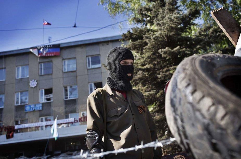 Teroristas Horlivkoje