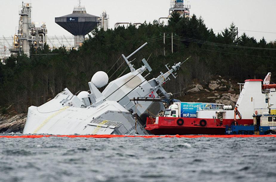 "Pratybos ""Trident Juncture 2018"" Norvegijoje"