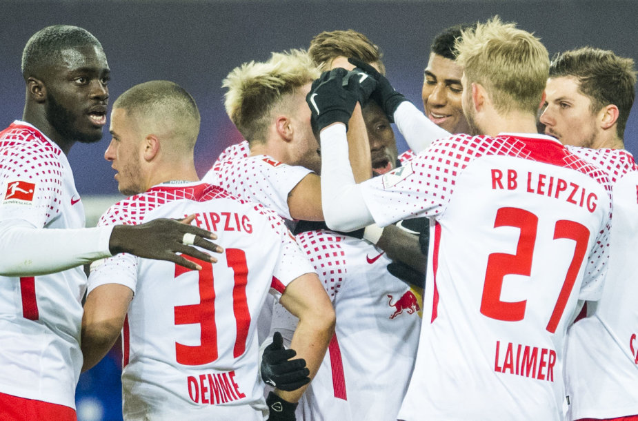 """RasenBallsport Leipzig"" – ""Shalke 04"""