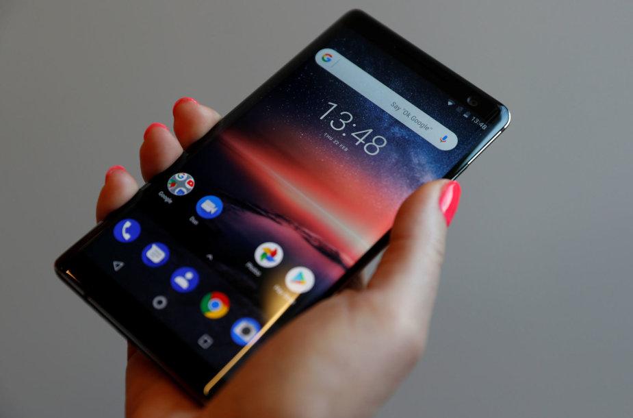 """""""Nokia 8 Sirocco"""""""