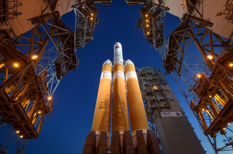 NASA paleido pirmąjį Saulę paliesiantį zondą