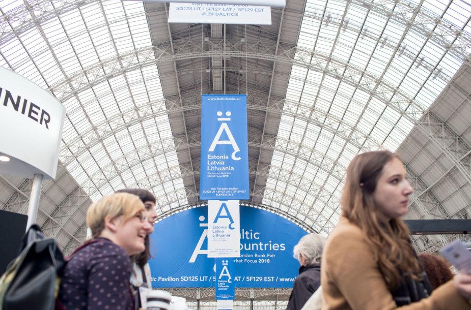 """Trijų Baltijos šalių – Lietuvos, Latvijos ir Estijos – """"Market Focus"""" programos atidarymas tarptautinėje Londono knygų mugėje"""