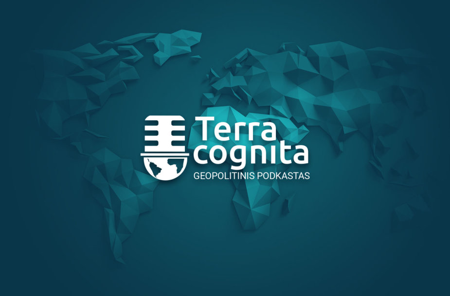 "Geopolitinis podkastas ""Terra cognita"""