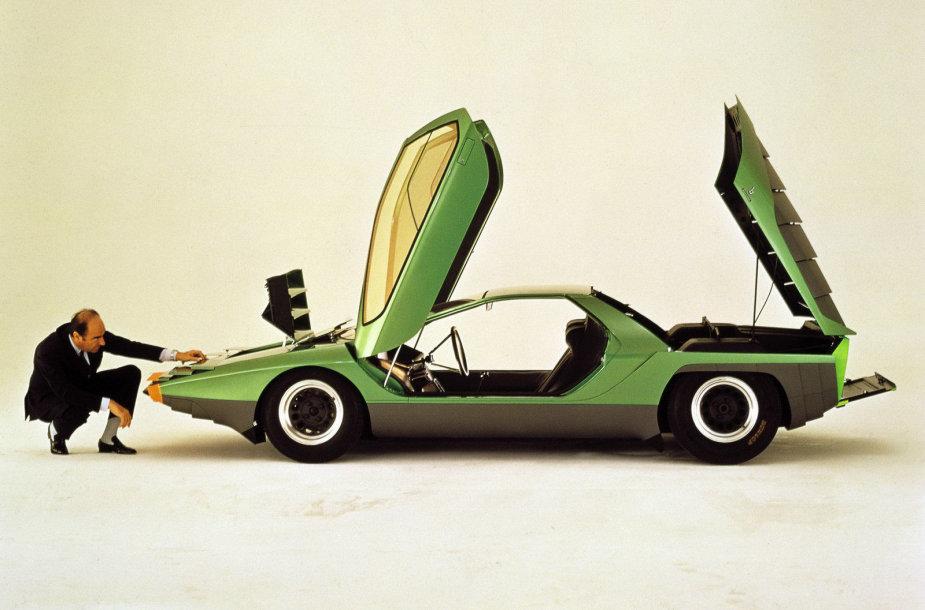 """""""Alfa Romeo Carabo"""""""
