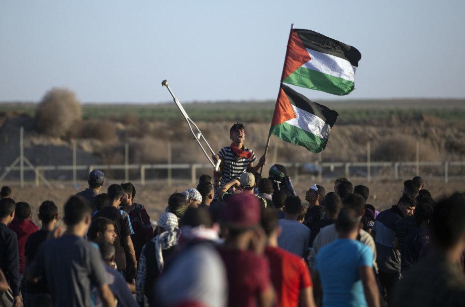 Gazos Ruožo ir Izraelio pasienis
