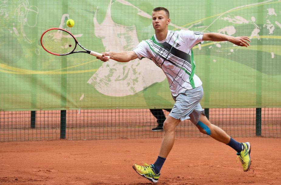 Prezidento taurės teniso turnyras Vilniuje
