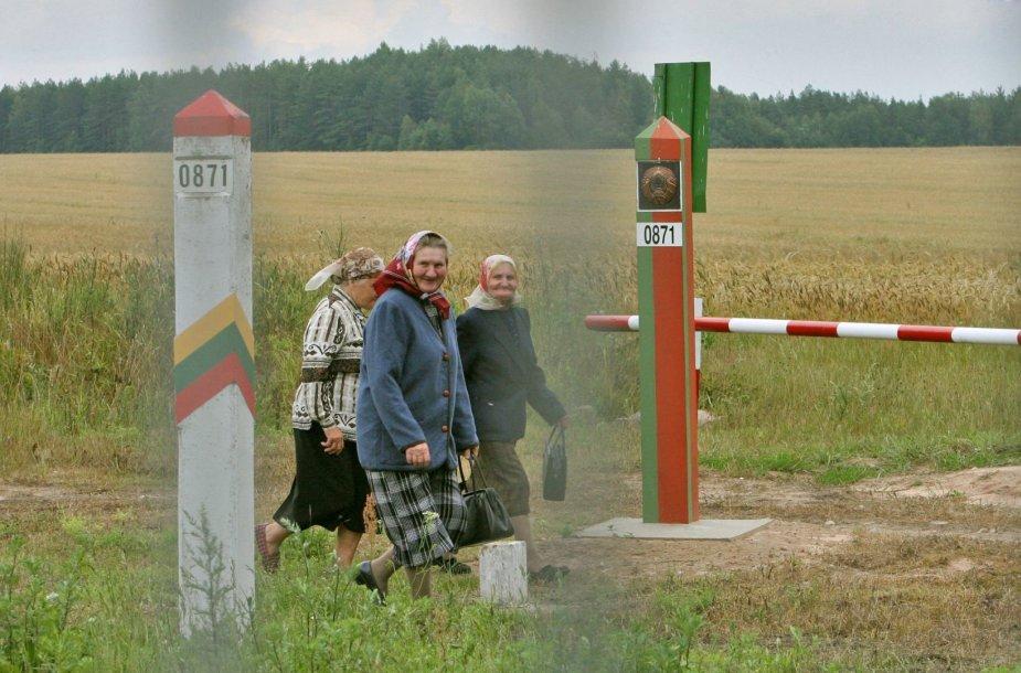 Lietuvos pasienis