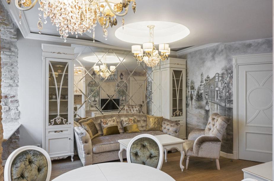 Klasikinio stiliaus butas Užupyje