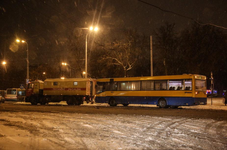 Spūstis Vilniuje