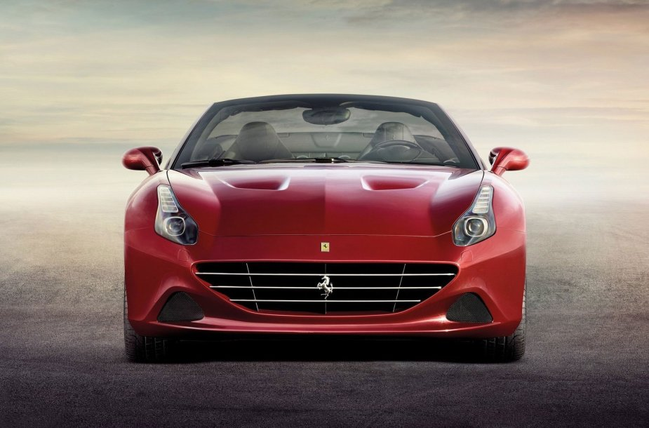 """Ferrari California T"""
