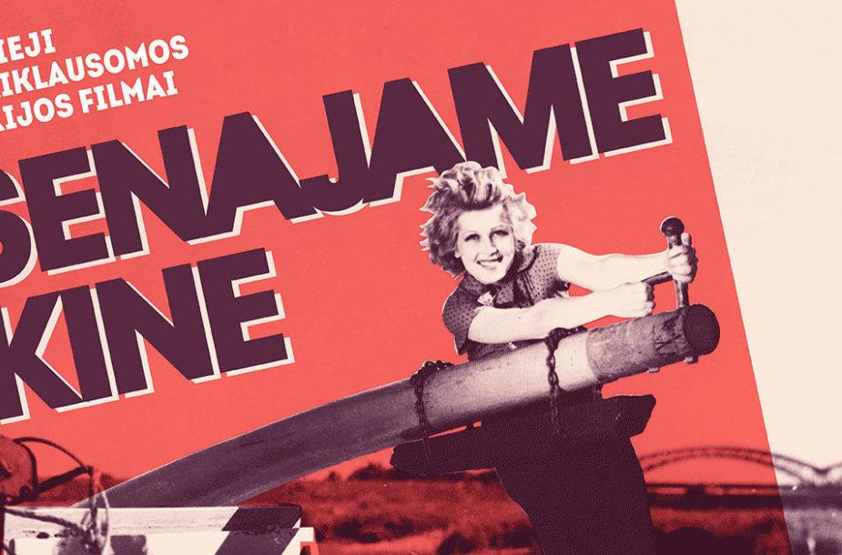 """Projektas """"Senajame kine. Pirmieji nepriklausomos Lenkijos filmai"""""""