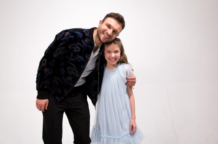 Vaidotas Baumila ir Sofija Vasilevskytė