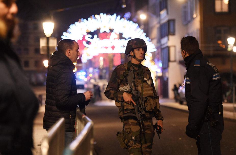 Išpuolis Strasbūre
