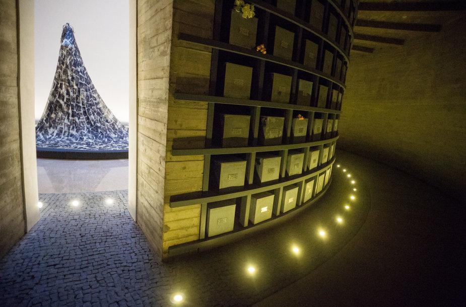 Vilniuje paminėtas Tuskulėnų aukų atminimas