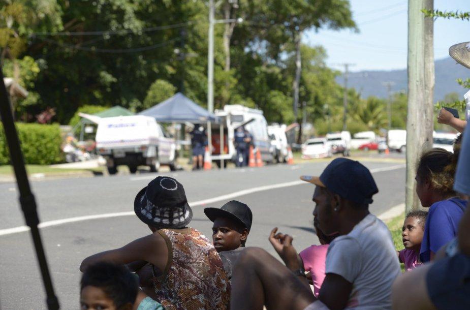 Australijoje rasti nužudyti aštuoni vaikai