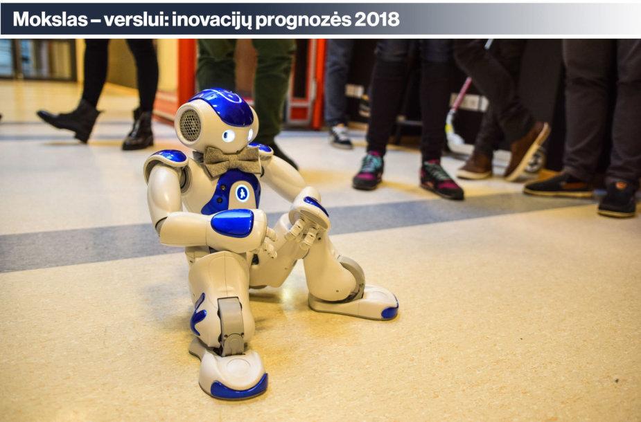 robotas Nao