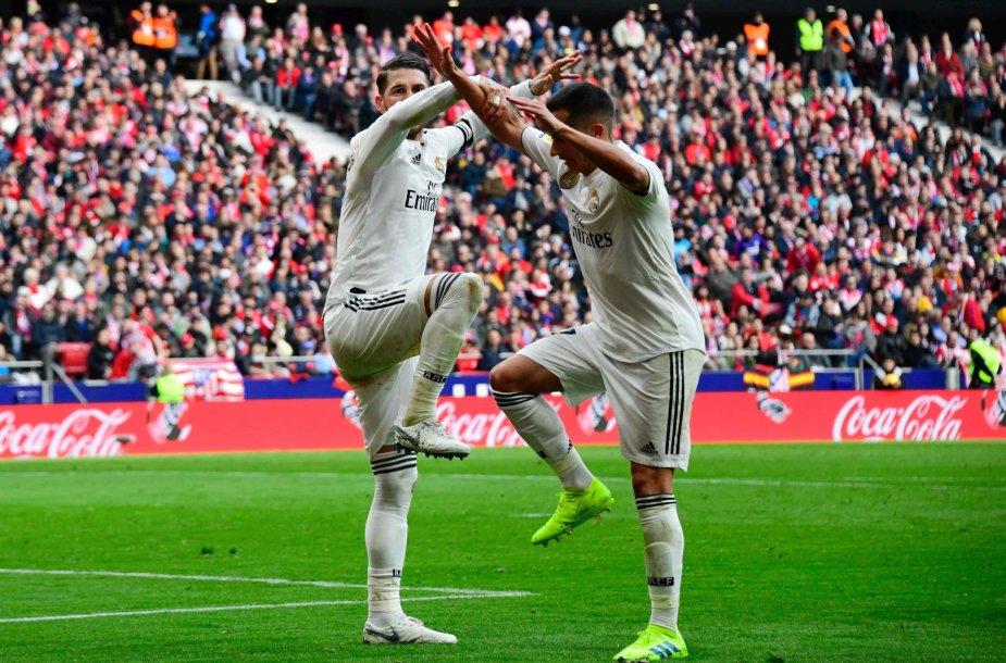 "Madrido ""Atletico"" – Madrido ""Real"""