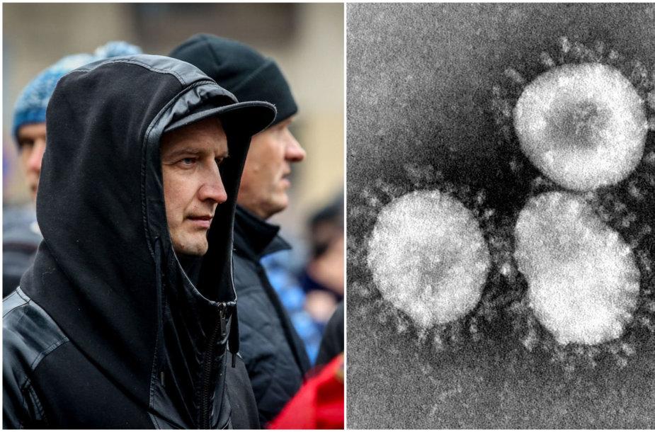 U.Kiguolis abejoja Uhano koronaviruso vakcinų saugumu