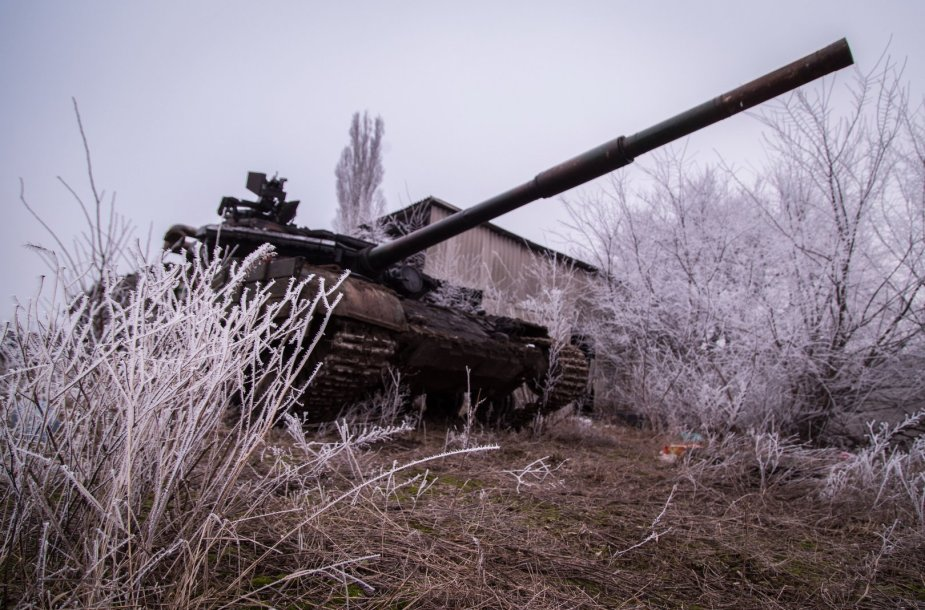 Tankas Ukrainoje
