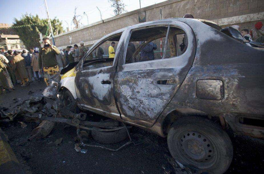 Išpuolis Jemene