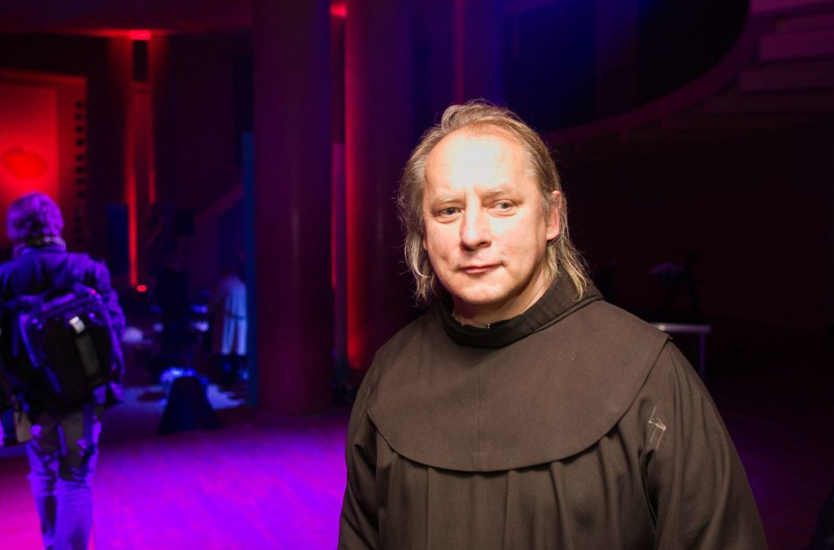 Brolis kunigas Julius Sasnauskas