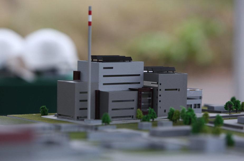 Jočionių g. iki 2016-ųjų išdygs Energijos iš atliekų jėgainė.