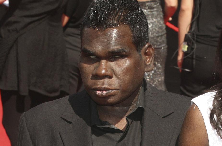 Geoffrey Gurrumulas Yunupingu