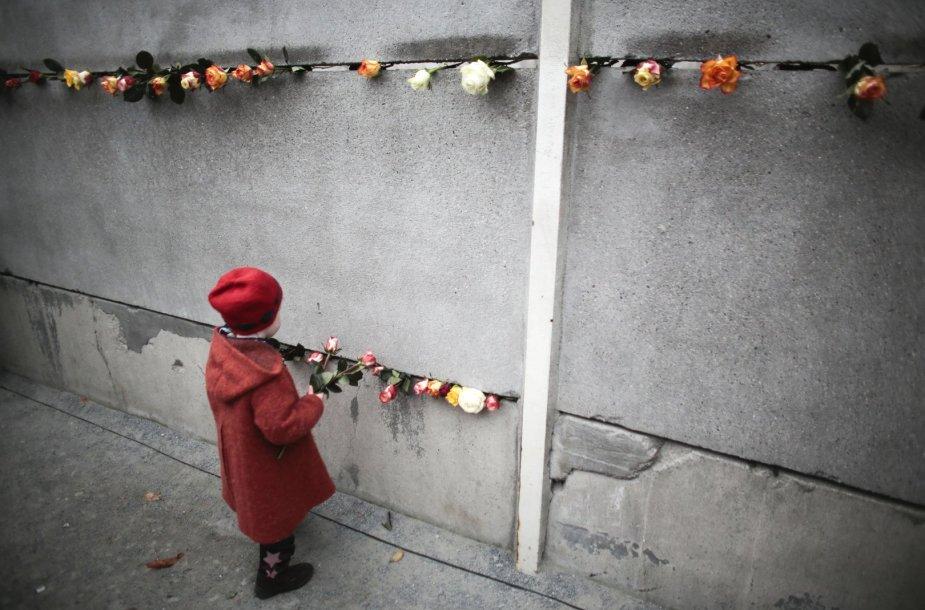 Minimos Berlyno sienos griuvimo 25-osios metinės