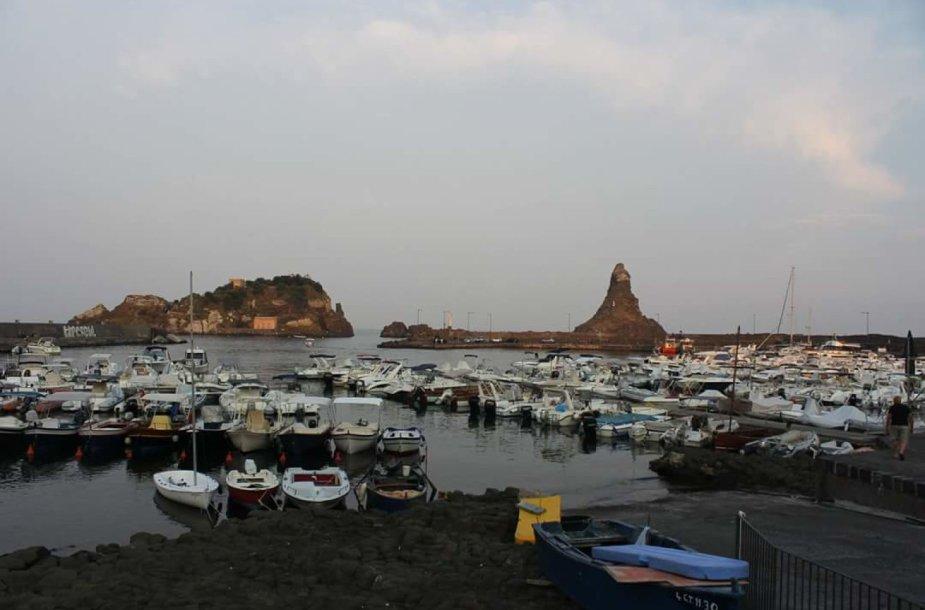 Pažintis su Sicilija