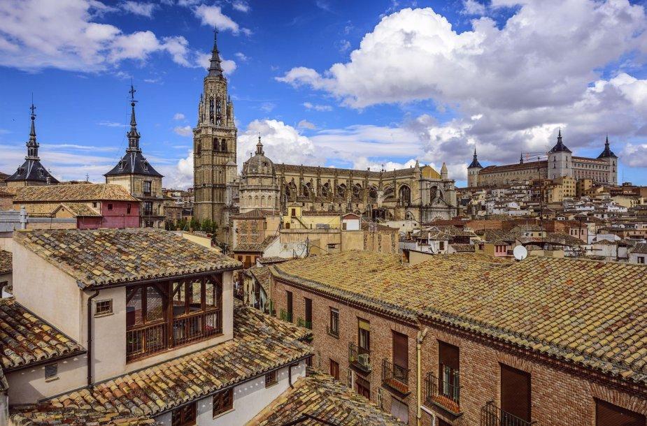 Toledo miestas