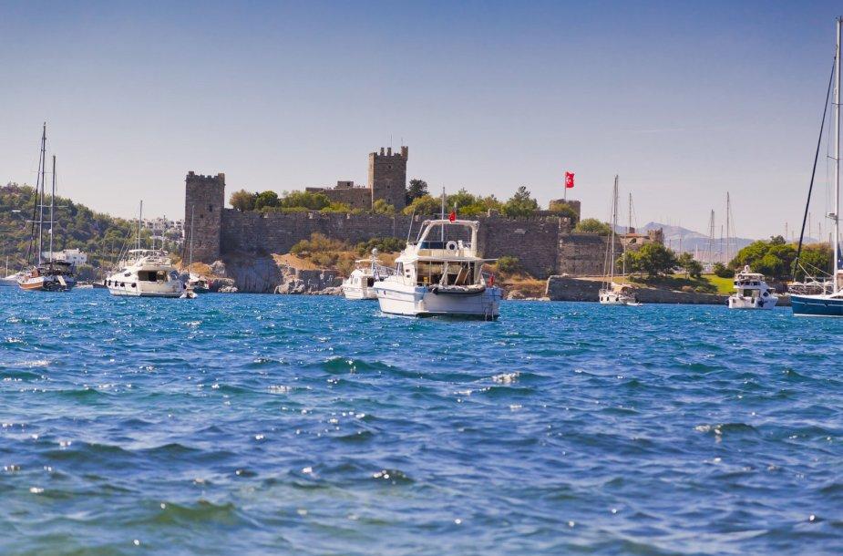 Bodrumas, Turkija