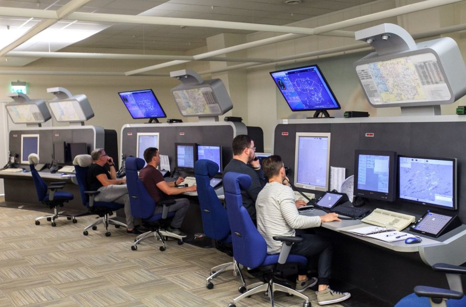 Regiono skrydžių valdymo centras