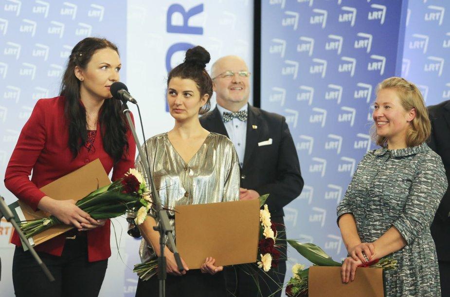 Gerda Jord ir Miglė Anušauskaitė