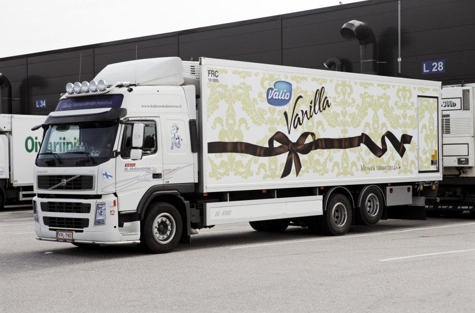 """Suomijos pieno perdirbimo įmonė """"Valio"""""""