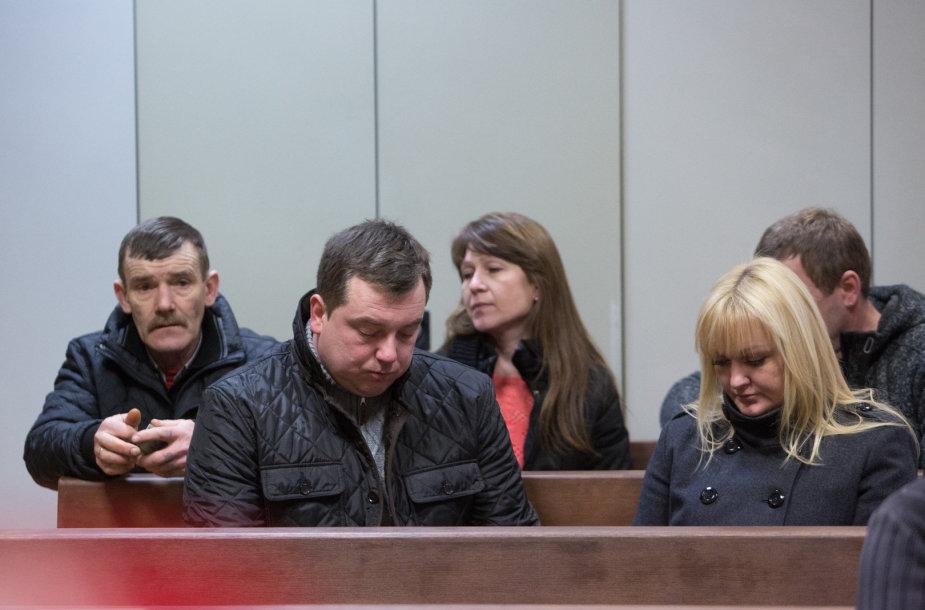 Vilniaus rajono apylinkės teisme