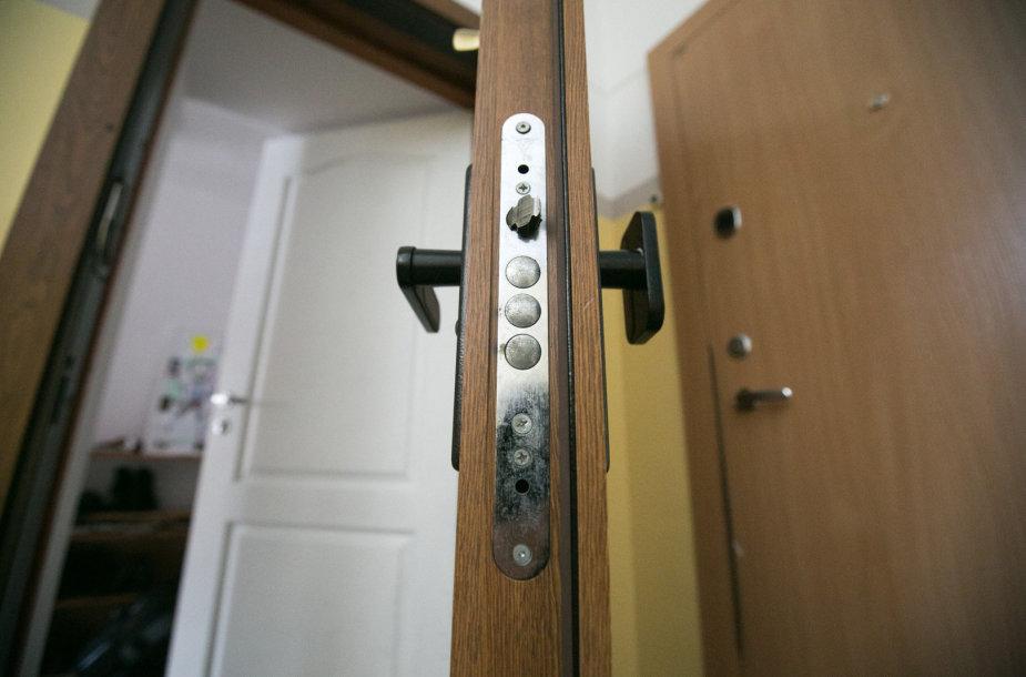 Atvertos durys