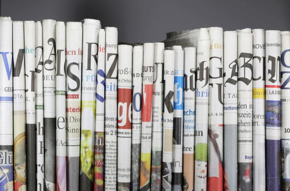 Vokietijos laikraščiai