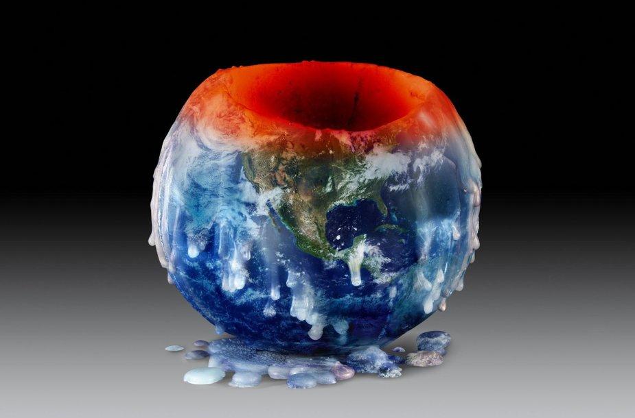 Klimato atšilimas