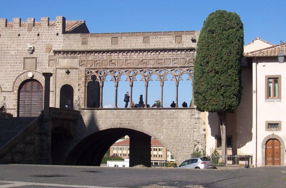 Kruvina drama - Italijos viduramžių grožį išsaugojusiame mieste