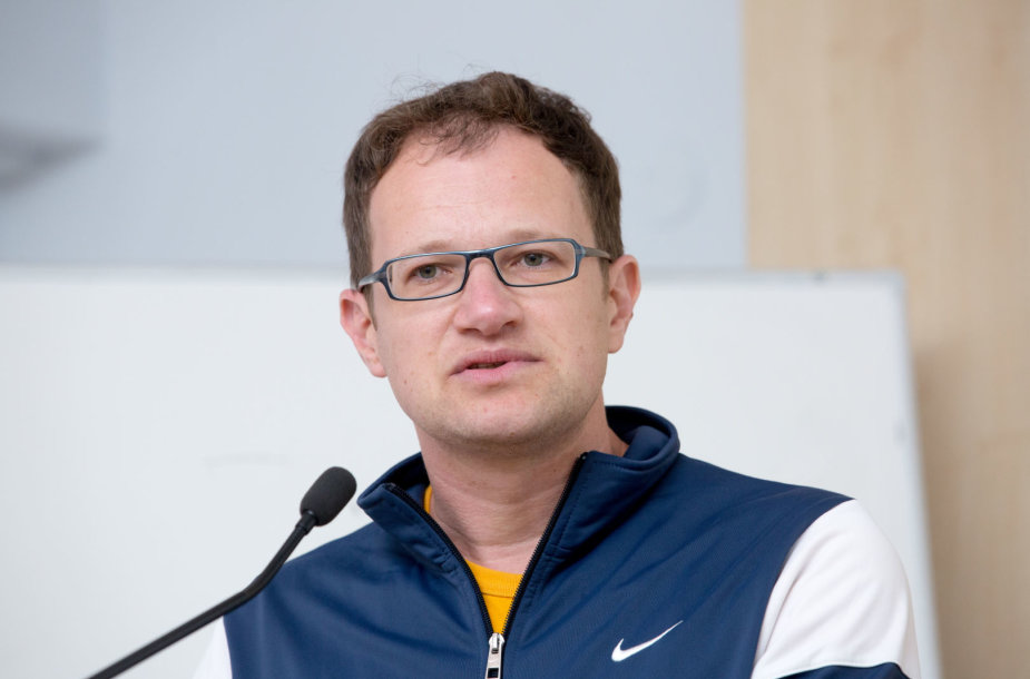Kibernetikos atakų ekspertas Lior Tabansky